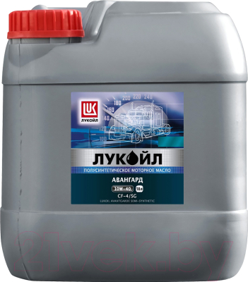 Моторное масло Лукойл Авангард 10W40 CF-4/SG / 187780 (18л)