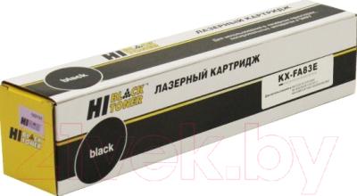 Тонер-картридж Hi-Black HB-KX-FA83A