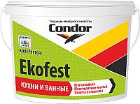 Краска CONDOR Ekofest (3.75кг) -