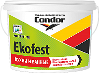 Краска CONDOR Ekofest (15кг) -