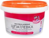 Шпатлевка Olecolor Масляно-клеевая для внутренних работ (900г) -