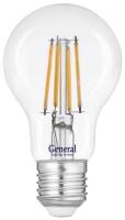 Лампа General Lighting GLDEN-A60S-B-6-230-E27-4500 / 660217 -