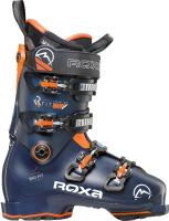 Горнолыжные ботинки Roxa Rfit 120 I.R / 200401 (р.27.5, темно-синий/оранжевый) -