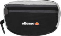 Сумка на пояс Ellesse Z31XAAIPDK / SAGA1585-BLKLGHGR (черный/серый/серый) -