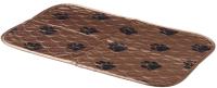Многоразовая пеленка для животных DELIGHT 6040M-BR (60x40, коричневый) -