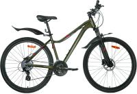 Велосипед Black Aqua Cross 2792 HD GL-408HD (27.5, хаки) -