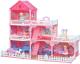 Кукольный домик Симбат С мебелью и куклами / B1852428 -