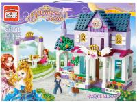 Конструктор Brick Замок принцессы / 2608 (422дет) -
