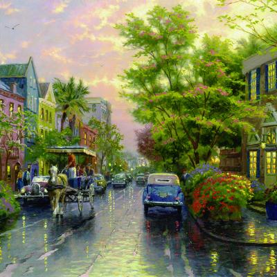 Фотообои листовые Vimala Улица