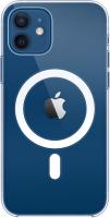 Чехол-накладка Apple Clear Case With MagSafe для iPhone 12/12Pro / MHLM3 -