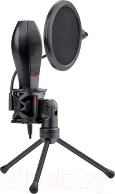 Микрофон Redragon Quasar 2 GM200-1 USB / 78089 (черный)