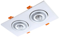 Точечный светильник De Markt Круз 637018302 -