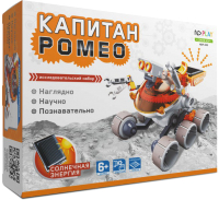 Конструктор электромеханический ND Play Капитан Ромео / NDP-053 -