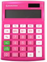 Калькулятор Darvish DV-2707-12Pk (розовый) -