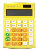 Калькулятор Darvish DV-2707-12Y (желтый) -