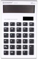 Калькулятор Darvish DV-2725-12W (белый) -