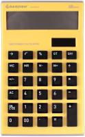 Калькулятор Darvish DV-2725-12Y (желтый) -