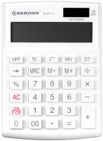 Калькулятор Darvish DV-2707-12W (белый) -