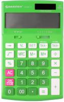 Калькулятор Darvish DV-2666T-12N (зеленый) -