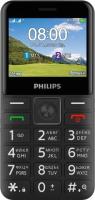 Мобильный телефон Philips Xenium E207 (черный) -