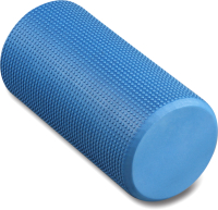 Валик для фитнеса массажный Indigo Foam Roll / IN045 (синий) -
