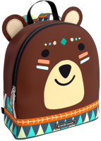 Детский рюкзак Erich Krause EasyLine Mini Animals 5L Mimi Bear / 51649 -