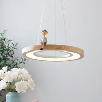 Потолочный светильник Home Light Астерия D259-1 (дерево) -