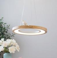 Потолочный светильник Home Light Астерия D259-3 (дерево) -