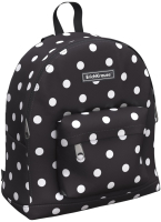 Детский рюкзак Erich Krause EasyLine 6L Dots in Black / 51680 -