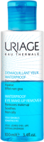 Лосьон для снятия макияжа Uriage Demaquillant Yeux Waterproof Для глаз (100мл) -