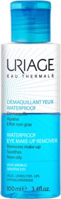 Лосьон для снятия макияжа Uriage Demaquillant Yeux Waterproof Для глаз (100мл)