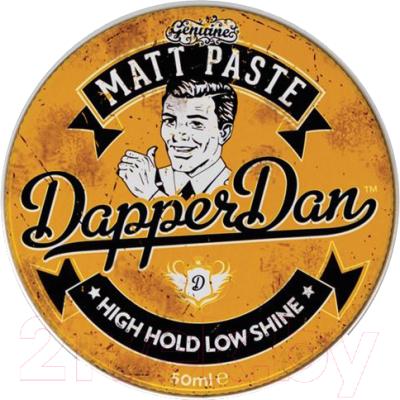 Паста для укладки волос DapperDan Matt Paste MP02 (50мл)