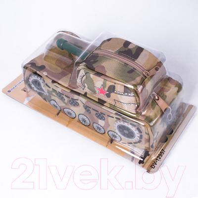 Пенал Darvish Танк / DV-12957