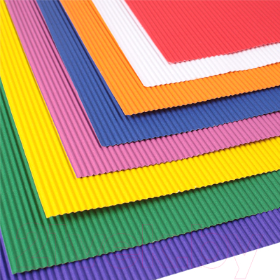 Набор цветной бумаги Апплика Зайчик А4 / С2457-04