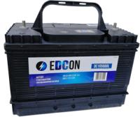 Автомобильный аккумулятор Edcon DC105680L (105 А/ч) -