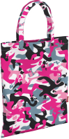 Сумка-шоппер Erich Krause 10L Pink Camo / 51905 -