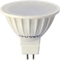 Лампа Онлайт OLL-MR16-7-230-3K-GU5.3 -
