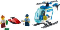Конструктор Lego City Полицейский вертолет / 60275 -