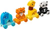 Конструктор Lego Duplo Поезд для животных / 10955 -