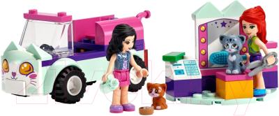 Конструктор Lego Friends Передвижной груминг-салон для кошек / 41439