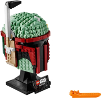 Конструктор Lego Star Wars Шлем Бобы Фетта / 75277 -