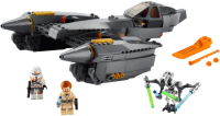 Конструктор Lego Star Wars Звездный истребитель генерала Гривуса / 75286 -