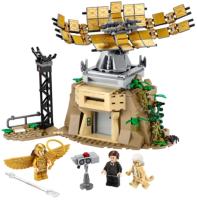 Конструктор Lego Super Heroes Чудо-женщина против Гепарды / 76157 -