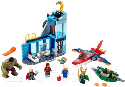 Конструктор Lego Super Heroes. Мстители: гнев Локи / 76152