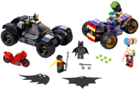 Конструктор Lego Super Heroes Побег Джокера на трицикле / 76159 -