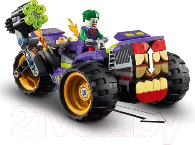 Конструктор Lego Super Heroes Побег Джокера на трицикле / 76159