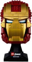 Конструктор Lego Super Heroes. Шлем Железного Человека / 76165 -