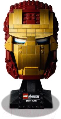 Конструктор Lego Super Heroes. Шлем Железного Человека / 76165