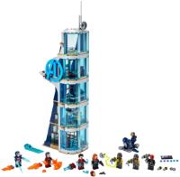 Конструктор Lego Super Heroes. Битва за башню Мстителей / 76166 -