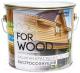 Защитно-декоративный состав Farbitex Profi Wood Быстросохнущий (3л,белый) -